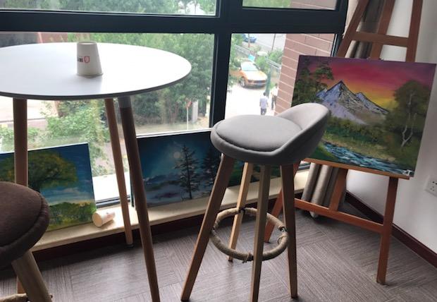 吧台桌,油画.png
